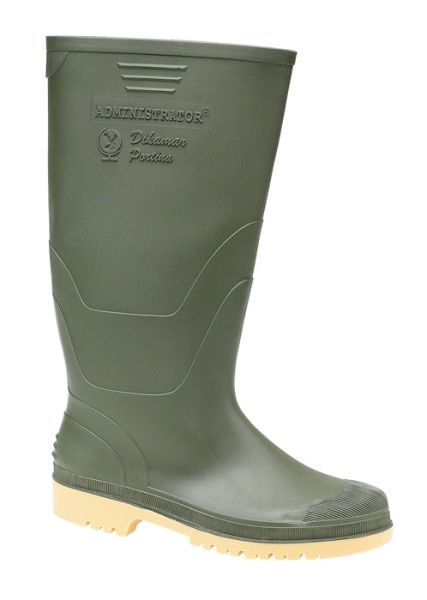 Administrator Boot - Colour: Green