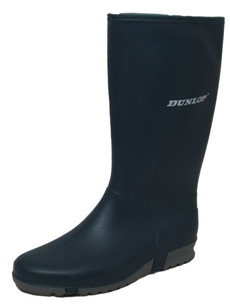 Dunlop Dulls Welly - Colour: Green