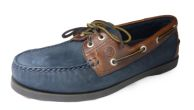Genuine moccasin construction moulds to your foot