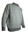Knitted in hard wearing wool quality