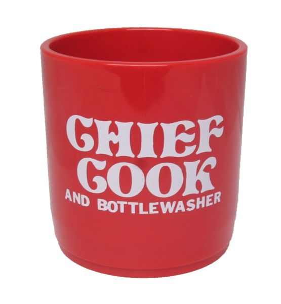 Mikki Mugs - Chief Cook