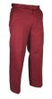 Breton Red Sailcloth Trousers