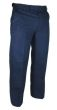 Navy Sailcloth Trousers